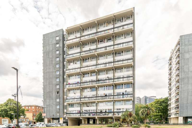 2 Bedrooms Flat for sale in Tyers Street, Vauxhall, SE11