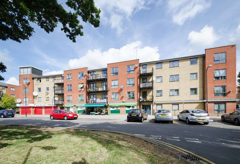 2 Bedrooms Flat for sale in Hirst Crescent, North Wembley, HA9