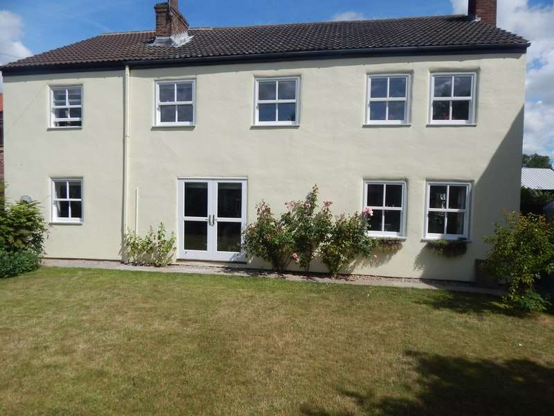 5 Bedrooms Detached House for sale in Main Street, Kelfield, York, North Yorkshire, YO19