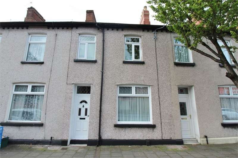 2 Bedrooms Terraced House for sale in Phillip Street, NEWPORT, NP19