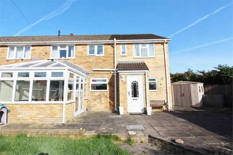5 Bedrooms End Of Terrace House for sale in Pilton Vale, Newport, NP20