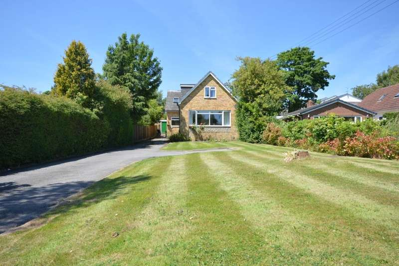 4 Bedrooms Detached House for sale in Springvale Road, Winchester, SO23