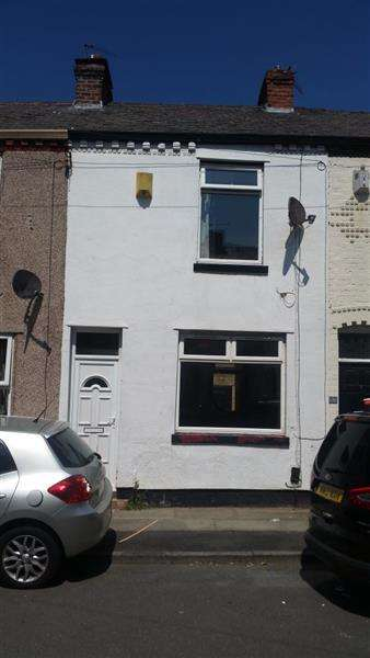 2 Bedrooms Terraced House for sale in Smollett Street, Liverpool