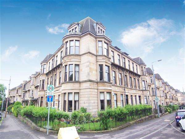 1 Bedroom Flat for rent in Broomhill Terrace, Glasgow
