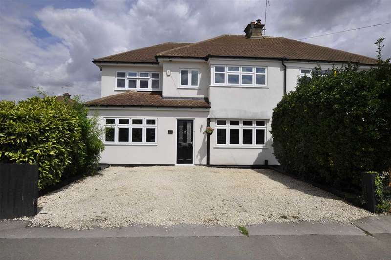 4 Bedrooms Semi Detached House for sale in Loftin Way, Chelmsford