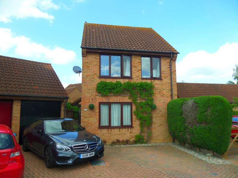 3 Bedrooms Link Detached House for sale in Maulden Gardens, Milton Keynes