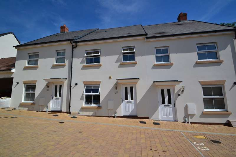 3 Bedrooms Terraced House for sale in Salisbury