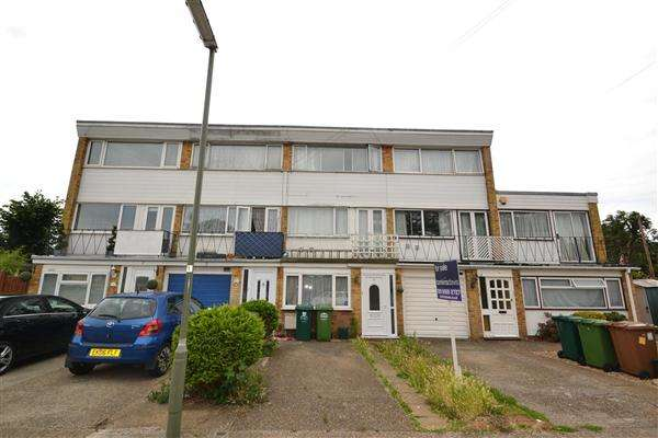3 Bedrooms Terraced House for sale in Atherton Close, Stanwell