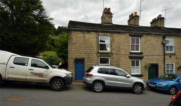 3 Bedrooms End Of Terrace House for sale in High Street, Bollington, Macclesfield, Cheshire