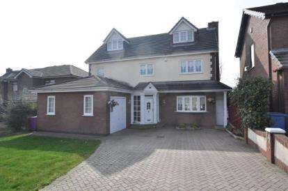 5 Bedrooms Detached House for sale in Eastwood, Liverpool, Merseyside, L17