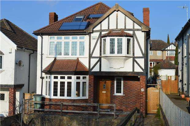 4 Bedrooms Detached House for rent in Falcondale Road, Westbury-on-Trym, Bristol, BS9