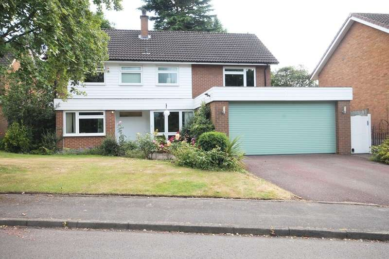 4 Bedrooms Detached House for sale in White House Green, Solihull