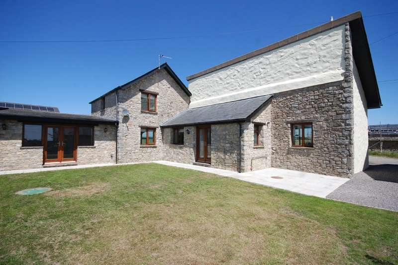 5 Bedrooms Detached House for sale in Mill Barn, Boverton, Llantwit Major, Vale of Glamorgan, CF61 1UB