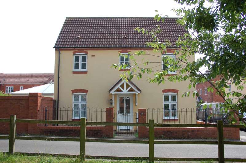 3 Bedrooms Terraced House for sale in Burge Meadow, Taunton
