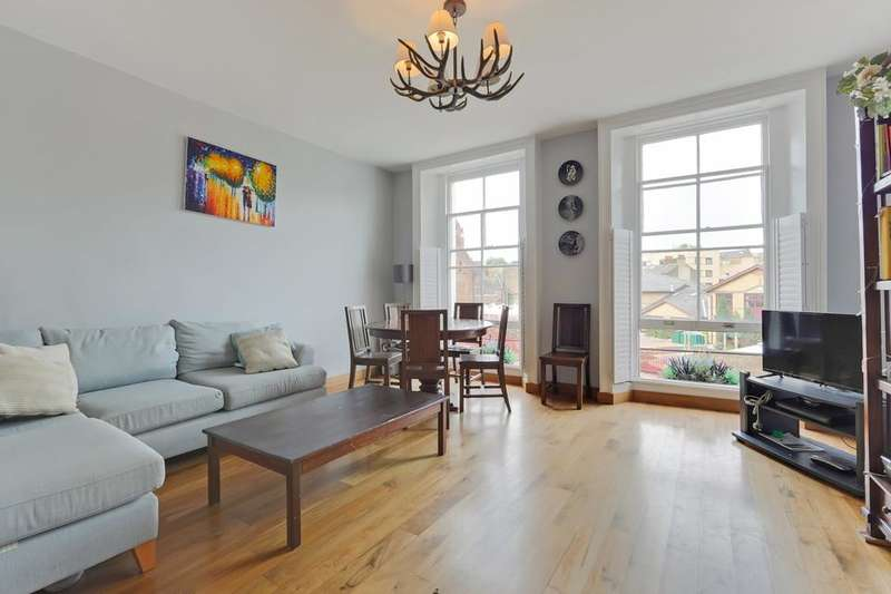 3 Bedrooms Flat for sale in Harleyford Road, London SE11