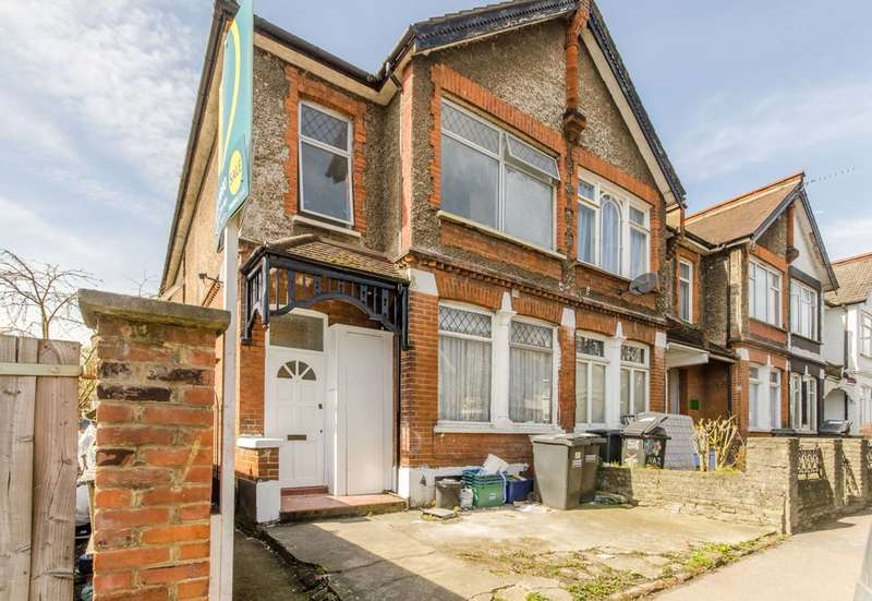3 Bedrooms Maisonette Flat for sale in Park Road, South Norwood, SE25