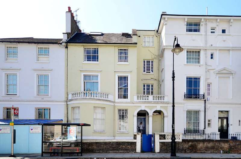 3 Bedrooms Flat for sale in Regents Park Road, Primrose Hill, NW1
