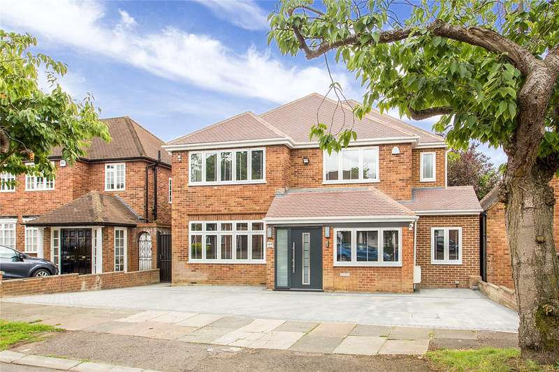 4 Bedrooms Detached House for sale in Brockley Avenue, Stanmore, Middlesex, HA7