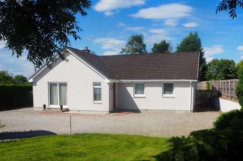 3 Bedrooms Detached Bungalow for sale in Millbank Road, Munlochy, IV8