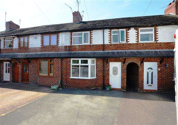 3 Bedrooms Town House for sale in Lyme Grove, May Bank, Newcastle-under-Lyme