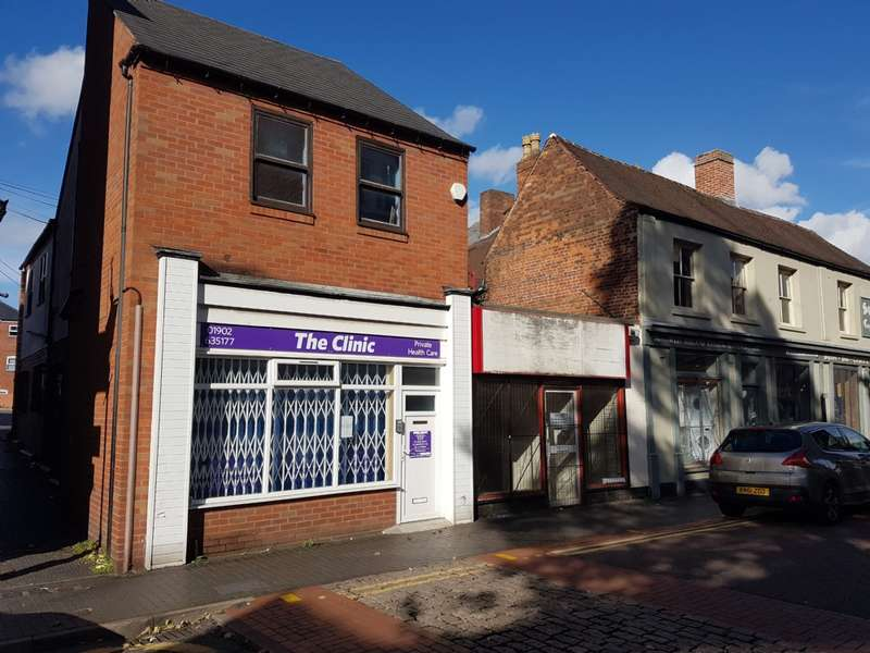 Commercial Property for sale in Wolverhampton Street, Willenhall