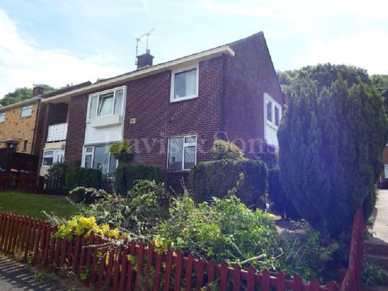 2 Bedrooms Ground Flat for sale in Ringland Circle, Ringland, Newport. NP19 9PQ