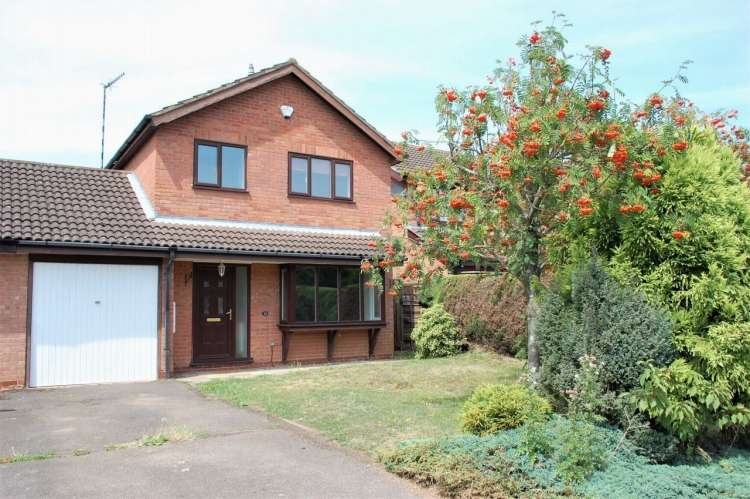 3 Bedrooms Detached House for sale in Court Way Bidford On Avon Alcester