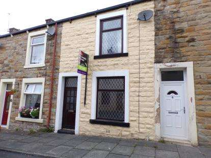 2 Bedrooms Terraced House for sale in Melbourne Street, Padiham, Burnley, Lancashire, BB12