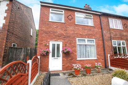 3 Bedrooms Semi Detached House for sale in Butley Street, Hazel Grove, Stockport, Cheshire