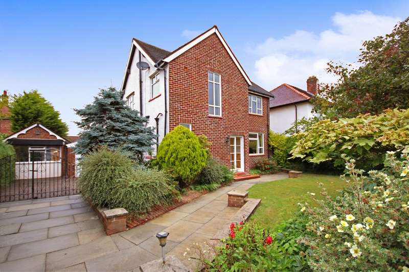 4 Bedrooms Detached House for sale in Trevor Road, Ainsdale, Southport