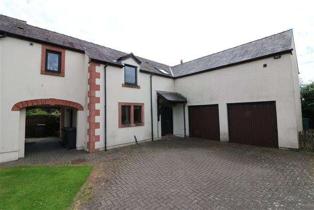 5 Bedrooms Semi Detached House for sale in Burgh-By-Sands, Carlisle, Cumbria, CA5 6BT