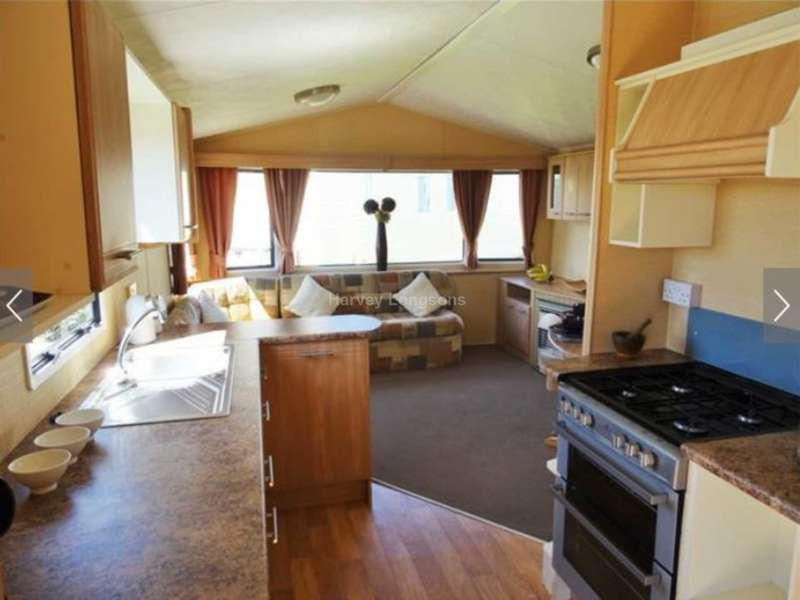 1 Bedroom Caravan Mobile Home for sale in Porthcawl, Bridgend