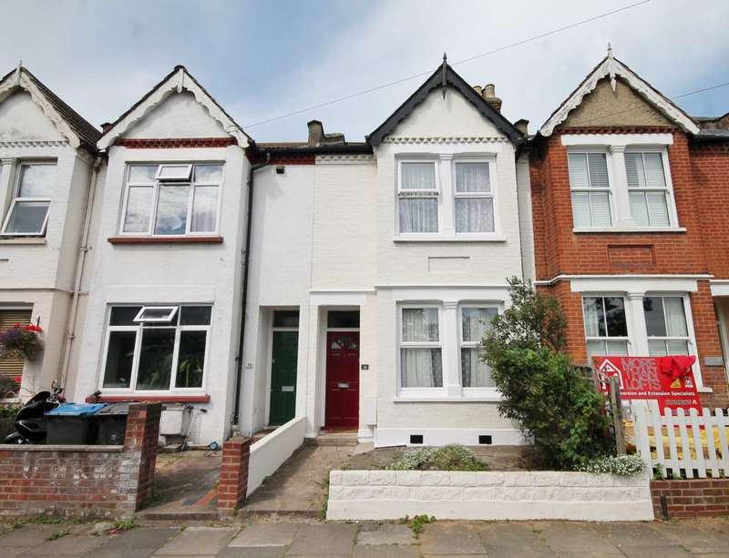 3 Bedrooms Terraced House for sale in Albert Road, New Malden