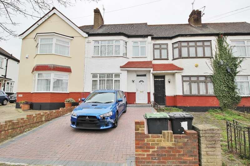 3 Bedrooms Terraced House for sale in Devonshire Hill Lane, London, London, N17