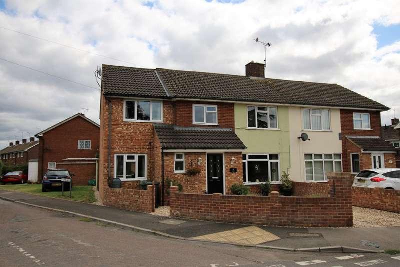4 Bedrooms Semi Detached House for sale in Kipling Walk, South Ham, Basingstoke, RG22