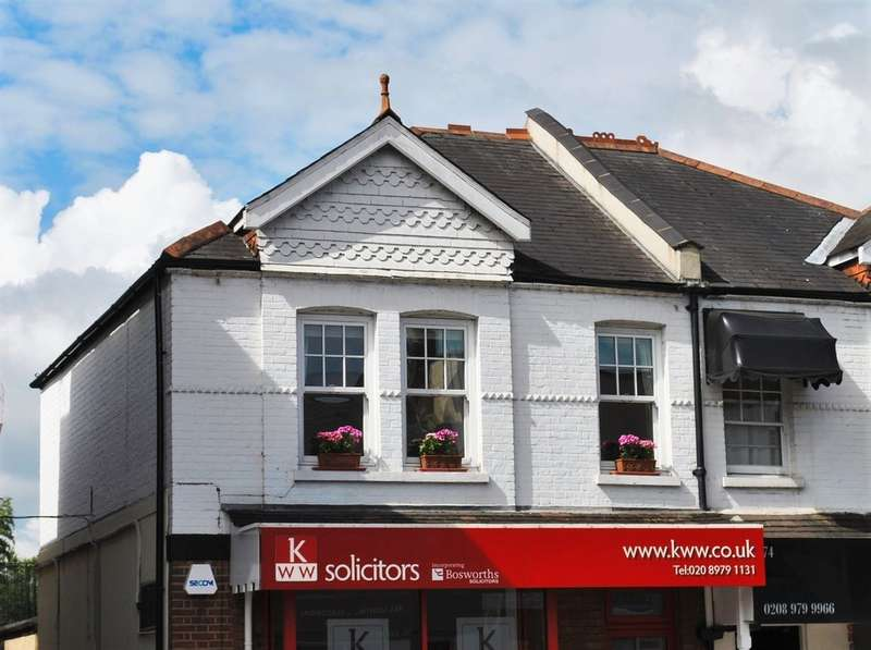 2 Bedrooms Flat for sale in East Molesey