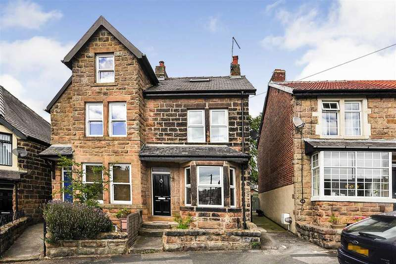 3 Bedrooms Semi Detached House for sale in North Lodge Avenue, Harrogate