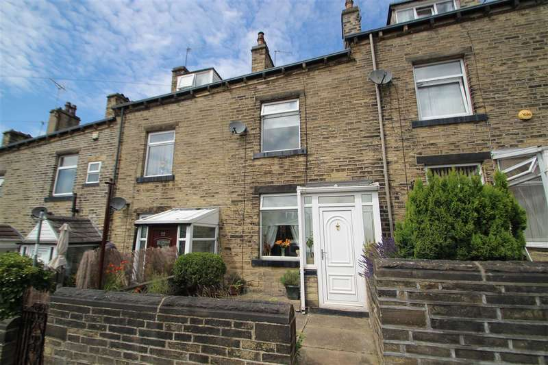 2 Bedrooms Terraced House for sale in Rosebery Avenue, Siddal, Halifax