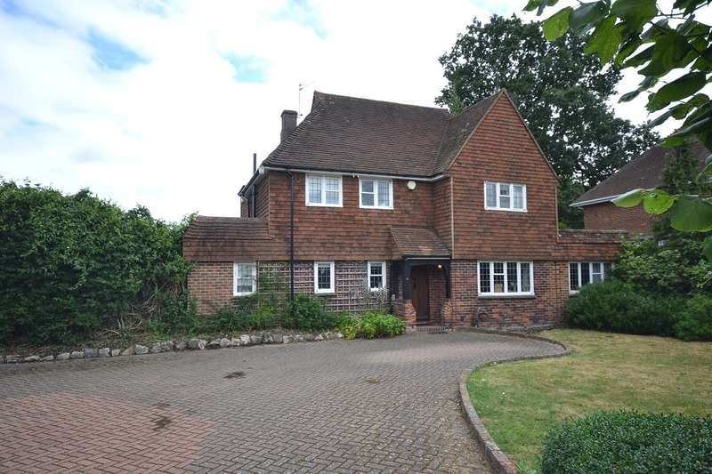 4 Bedrooms Detached House for sale in Emmer Green
