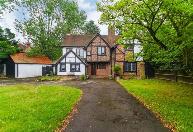 4 Bedrooms Detached House for sale in Corner Cottage, Denham Avenue, Denham, Buckinghamshire