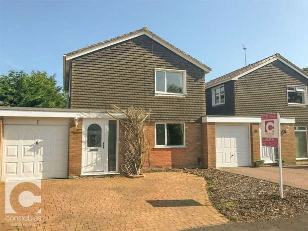 3 Bedrooms Detached House for sale in Sealy Close, Spital, Wirral, Merseyside
