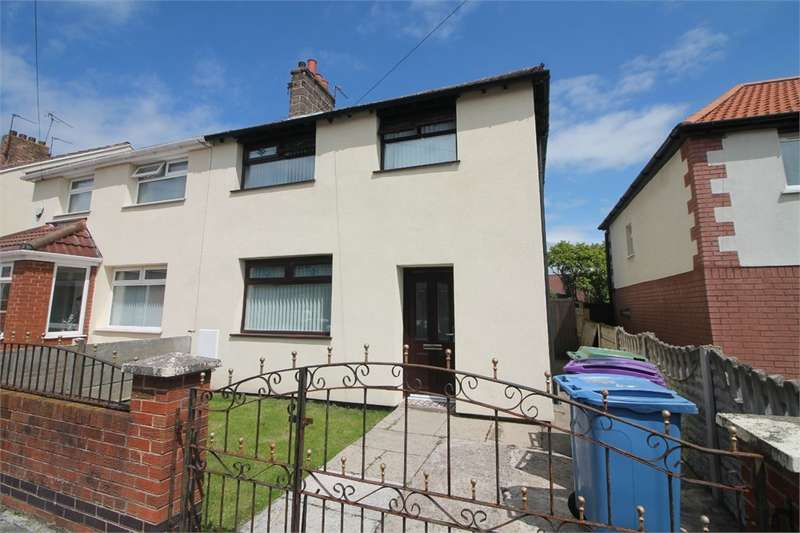 3 Bedrooms Semi Detached House for sale in Ingrave Road, Walton, Merseyside