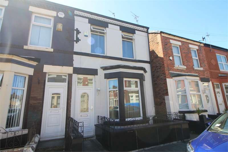 3 Bedrooms Terraced House for sale in Margaret Road, Walton, Merseyside