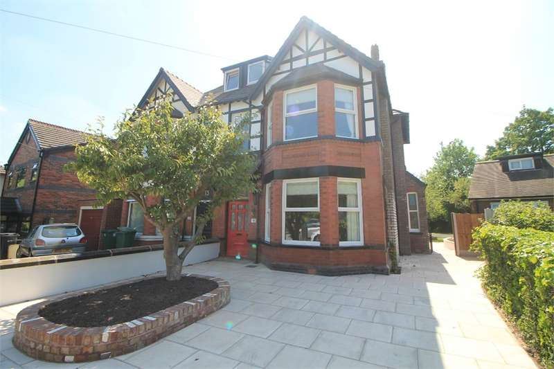 5 Bedrooms Semi Detached House for sale in Litherland Park, LIVERPOOL, Merseyside