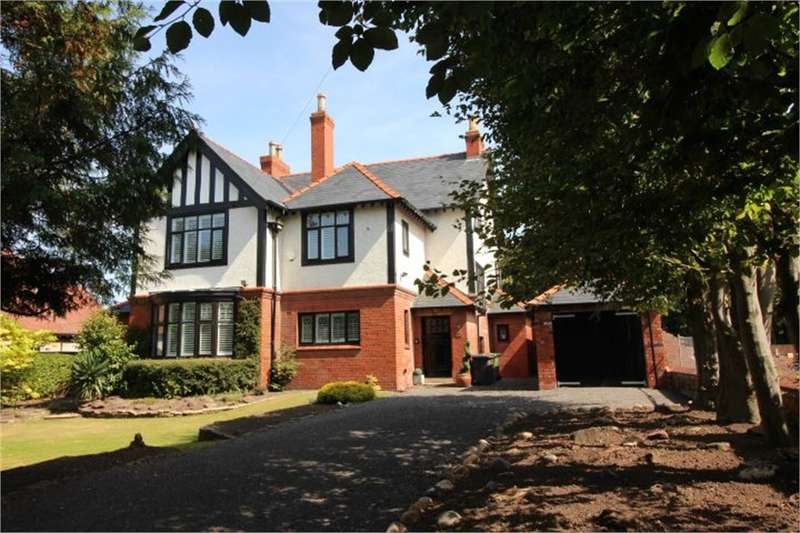 6 Bedrooms Detached House for sale in St Anthonys Road, Blundellsands, Merseyside