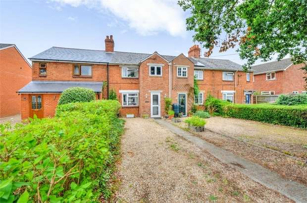 3 Bedrooms Terraced House for sale in Steventon Road, Drayton, Abingdon, Oxfordshire