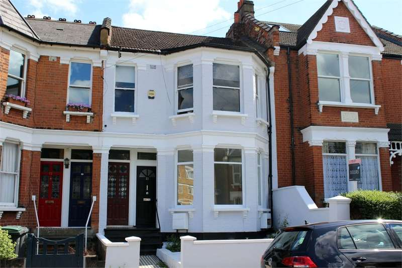2 Bedrooms Flat for sale in Albert Road, Alexandra Park, London