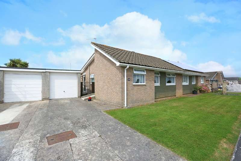 2 Bedrooms Semi Detached Bungalow for sale in Elburton, Plymouth