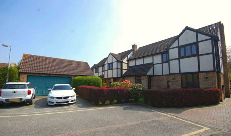4 Bedrooms Detached House for sale in Woodland Close, Hatfield Peverel, Chelmsford, CM3
