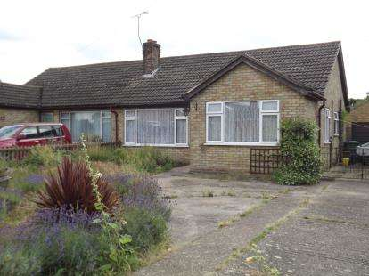 3 Bedrooms Bungalow for sale in Blenheim Grove, Offord D'Arcy, St. Neots, Cambridgeshire